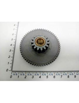Шестерня средняя для мясорубок BEON D-62/25mm (10903)