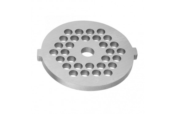 Решётка мясорубки DEX стандартная 4мм ячейка (10035)