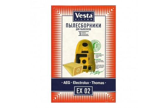 Мешки пылесборники для пылесоса Electrolux - Vesta EX 02