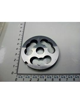 Подрезной нож мясорубки МИМ-80 - ячейка 30Х12mm (10616)