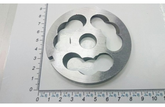 Подрезной нож мясорубки МИМ-300, 350 (10610)