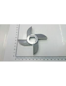 Нож мясорубки МИМ-500, МИМ-600 (10594)