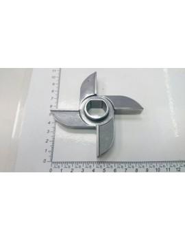 Нож мясорубки МИМ-500, МИМ-600 с буртом (10605)