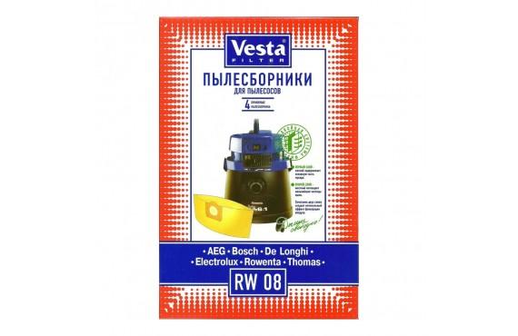 Мешки пылесборники для пылесоса Hitachi - Vesta RW 08