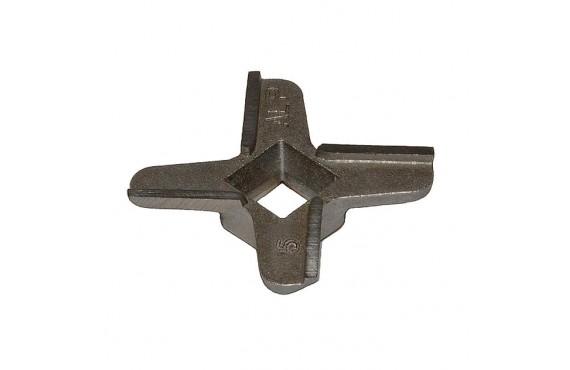 Нож мясорубки ROLSEN #5 - квадрат 9x9mm (10008)