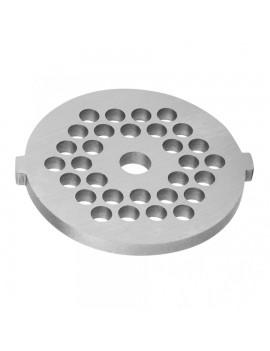 Решётка мясорубки LIBERTON #5-2 стандартная 4мм ячейка (10035)