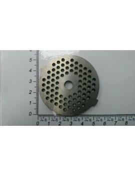 Решётка мясорубки EVGO #5/3 - ячейка 3mm (10034)