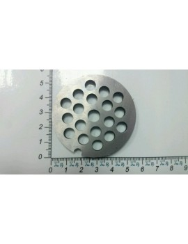 Решётка мясорубки РОТОР #5/6 - ячейка 6mm (10027)