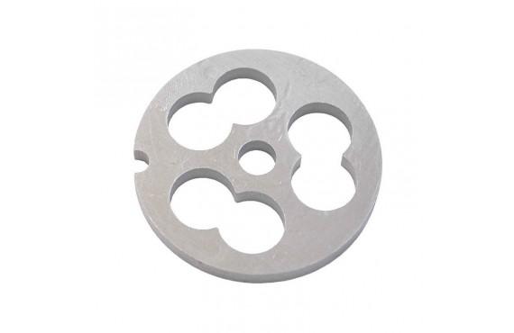 Решётка мясорубки ARZUM 5/0 - ячейка 14x25mm (10328)