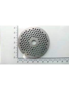 Решётка мясорубки DELONGHI #8/3 - ячейка 3mm (10264)