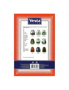 Мешки пылесборники для пылесоса LG - Vesta LG 02