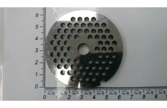 Решётка мясорубки BIMATEK #8/4,5 - ячейка 4,5 mm (10136)