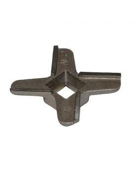 Нож мясорубки SUPRA #5 - квадрат 9x9mm (10008)
