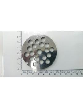 Решётка для мясорубки ZELMER #8/8 - ячейка 8 mm (10133)