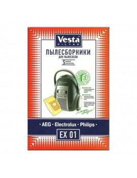 Мешки пылесборники для пылесоса Philips - Vesta EX 01