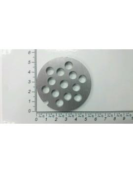 Решётка мясорубки РОТОР #5/8 - ячейка 8mm (10028)