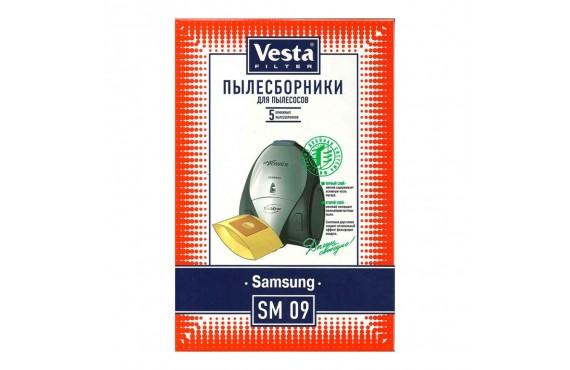 Мешки пылесборники для пылесоса Samsung - VESTA SM 09