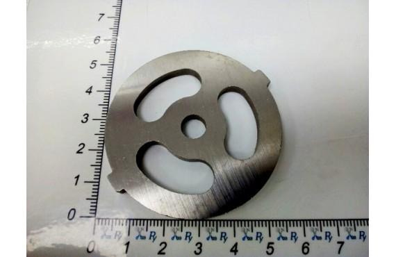 Решётка мясорубки ERISSON #5/0 - ячейка 10x24mm (10089)