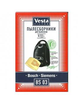 Мешки для пылесоса Bosch - Vesta BS 03