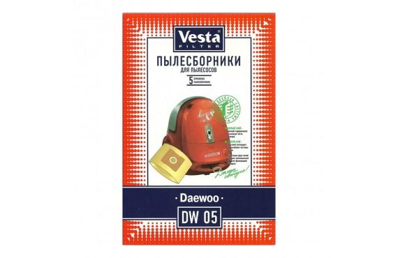 Мешки пылесборники для пылесоса Daewoo - Vesta DW 05