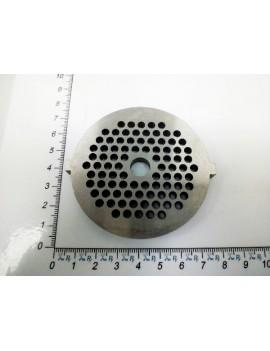Решётка мясорубки SUPRA #12/4 - ячейка 4mm (10359)