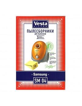 Мешки для пылесоса Samsung SM 52..; SM 54.. - Vesta , арт. SM 04