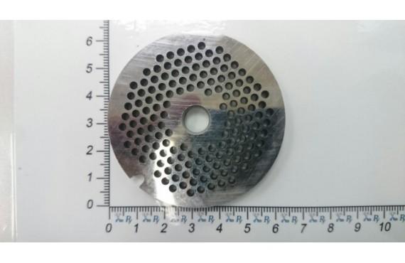 Решётка мясорубки BIMATEK #8/3 - ячейка 3mm (10137)