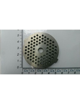 Решётка мясорубки GEEPAS #5/3 - ячейка 3mm (10034)