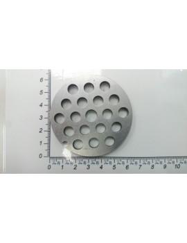Решётка мясорубки DELONGHI #8/8 - ячейка 8mm (10140)
