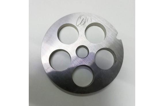 Решётка для мясорубки KENWOOD #8/16 - ячейка 16 mm (16700)