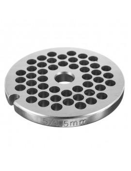 Решётка мясорубки РОТОР #5/4,5 - ячейка 4,5mm (10026)