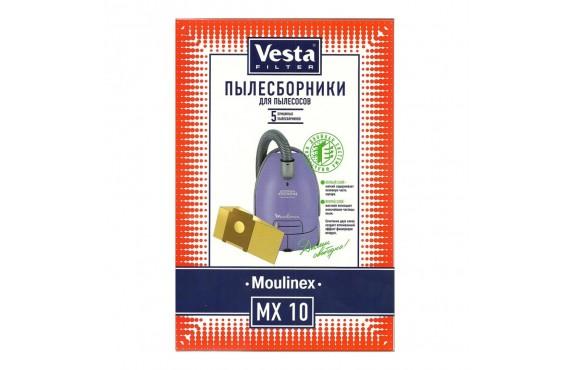 Мешки пылесборники для пылесоса Moulinex - Vesta MX 10