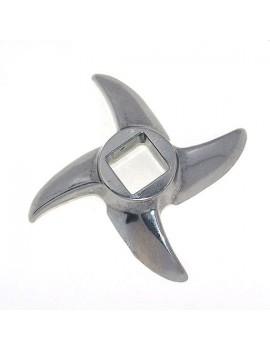 Нож мясорубки SUPRA #12 - квадрат 12x12mm (10016)
