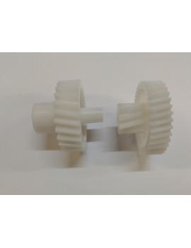 Комплект шестеренок для бытовой мясорубки Midea mg-2752, 2777 и др. (513.201)