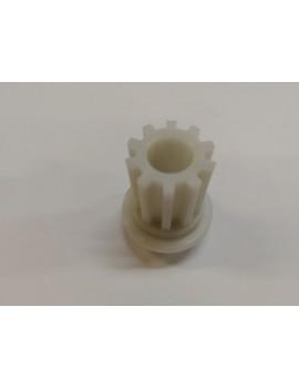 Втулка шнека для бытовой мясорубки Midea-2761, 2777 (D-21mm, Z-10, L-38mm) (Z1547.201)