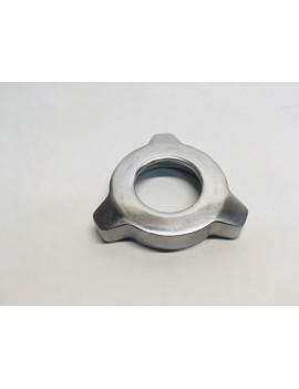 Гайка шнека для мясорубки Midea MG-2761, 2777 (Вн. D-59,5mm, шаг 4mm) (Z1940.201)