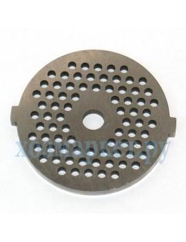 Решетка паштетная для мясорубки Midea MG-2760, MG-2761, MG-2762, MG-2944, MG-2777, MG-2753 (d-54 мм с ушками) (Z034.201)